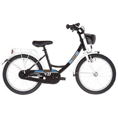 """Vélo Enfant VERMONT CITY POLICE 18"""" Blanc/Noir 2021"""